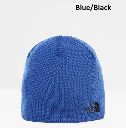 The North Face Youth Bones Recycled Beanie - Fleece Earband Inside